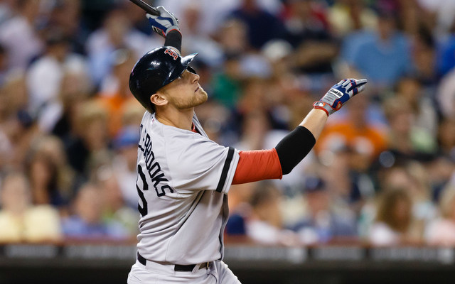 The Red Sox are sending Will Middlebrooks to the minors for more seasoning. (USATSI)