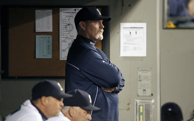 Mariners skipper Eric Wedge is expected to make a full recovery.