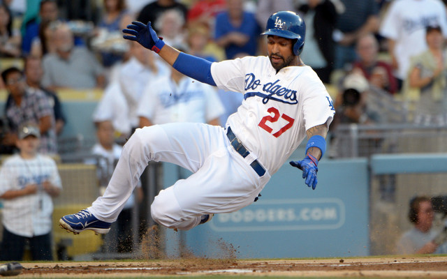 The Dodgers welcome Matt Kemp back to the lineup on Sunday.