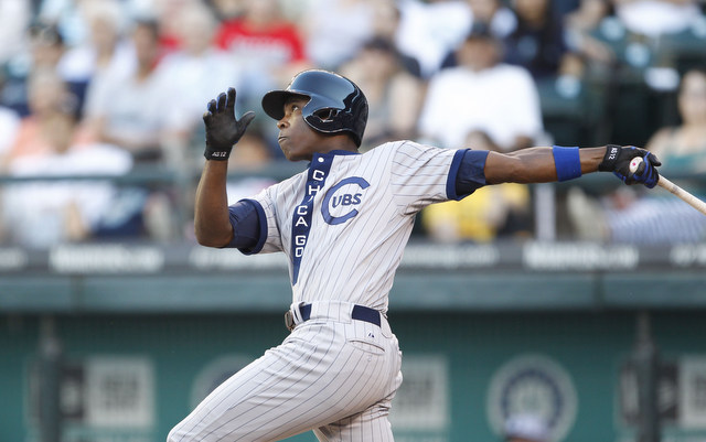 Alfonso Soriano could be heading back to the Bronx.