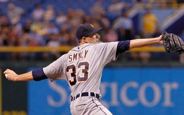 Drew Smyly emerged as one of the top shutdown relievers in baseball in 2013.