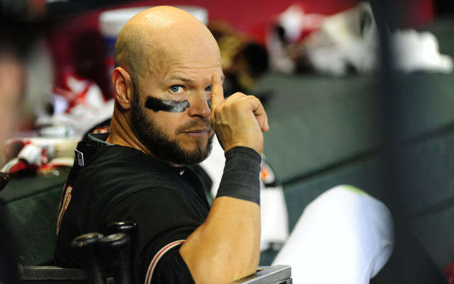 Cody Ross is not happy with the way contracts talks with the Red Sox went down.
