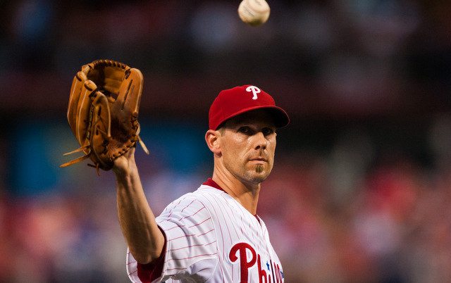 Cliff Lee will not be making his scheduled start on Saturday.