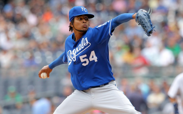 Ervin Santana is ready to take a one-year contract right now.