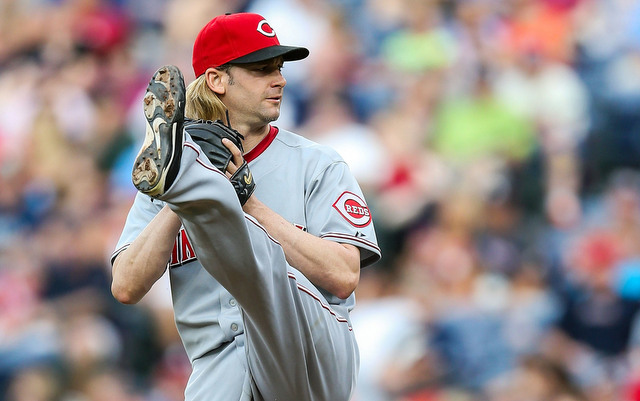 Veteran innings guy Bronson Arroyo is being wooed by the Mets.