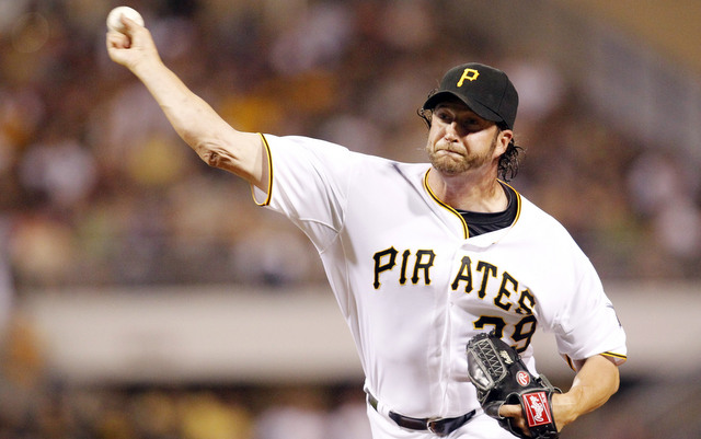 The Pirates may ease Jason Grilli back into things once he comes off the DL.