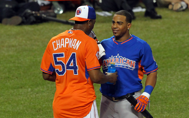 MLB might have more access to Cuban players like Aroldis Chapman and Yoenis Cespedes in the future.