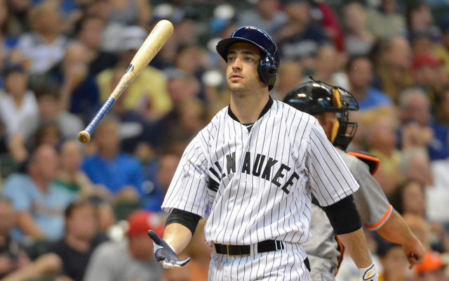 Ryan Braun reportedly accused test collector Dino Laurenzi Jr. of be anti-Semitic.