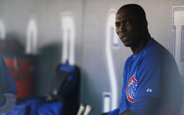 Alfonso Soriano is a Yankee once again.