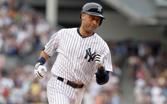 Derek Jeter is ready to begin his third minor league rehab assignment of the season.