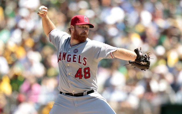 Tommy Hanson may soon catch on with the Rangers.