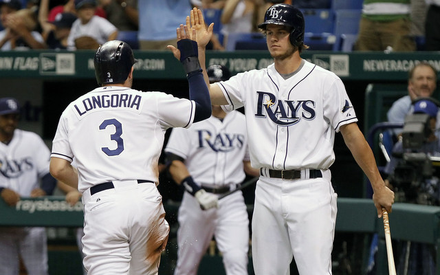 If the Rays ever get to .500, both Evan Longoria and Wil Myers are likely to be long gone when it happens.