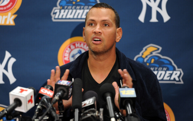 Alex Rodriguez has received the longest PED suspension in MLB history.