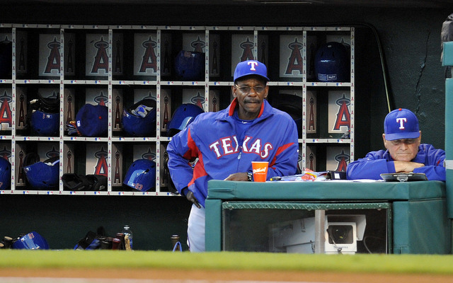 Seven straight losses have Ron Washington worried about his job.