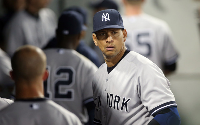 A-Rod, who will appeal his suspension, has since returned to the Yankees.
