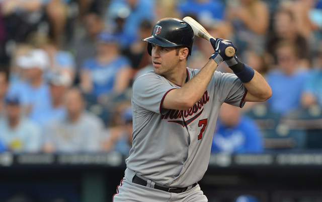 Moving Joe Mauer to first base is all about keeping his bat in the lineup.