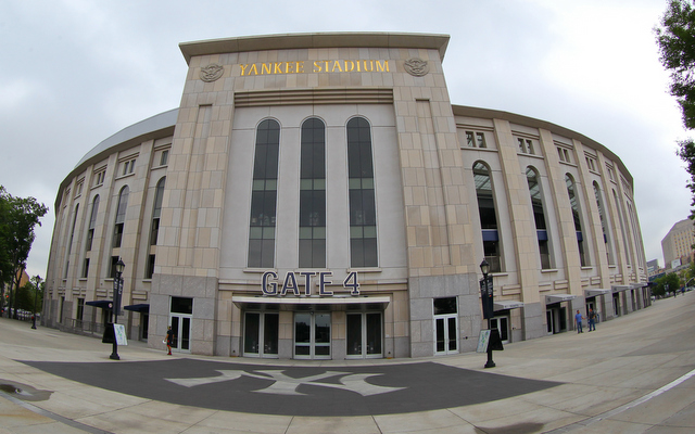 The new Yankee Stadium is next up in our Stadium Series.