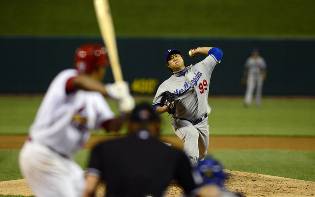 A minor back problem will give Hyun-Jin Ryu a little rest before the playoffs.