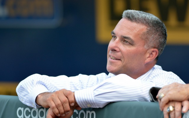 The Royals added two years to GM Dayton Moore's contract on Friday.