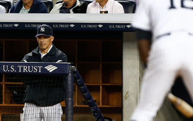 Joe Girardi is part of a new era of Yankees stablility.