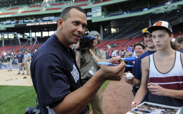 Alex Rodriguez reportedly rejected a shorter suspension back in April.