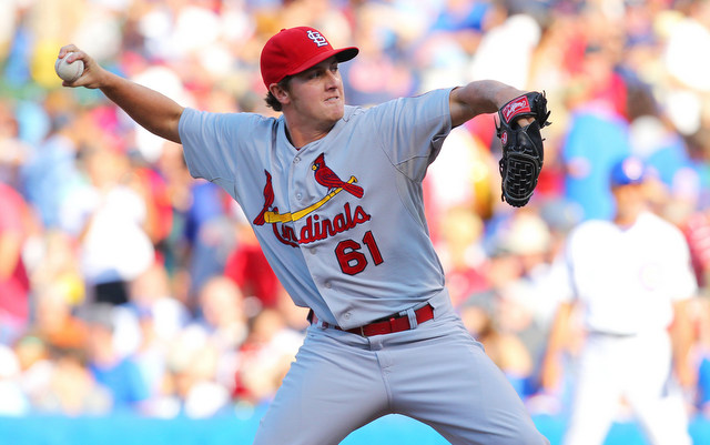 No pitcher was better at getting ground ball double plays than Seth Maness in 2013.