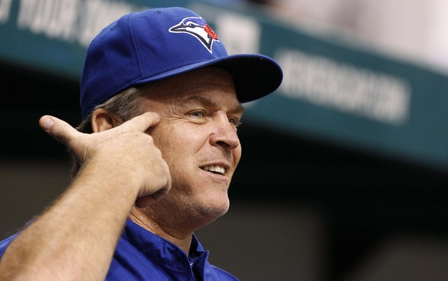 John Gibbons received a vote of confidence from his GM.