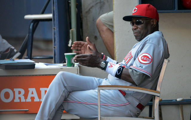 After six years on the job, Dusty Baker is out as Reds manager.