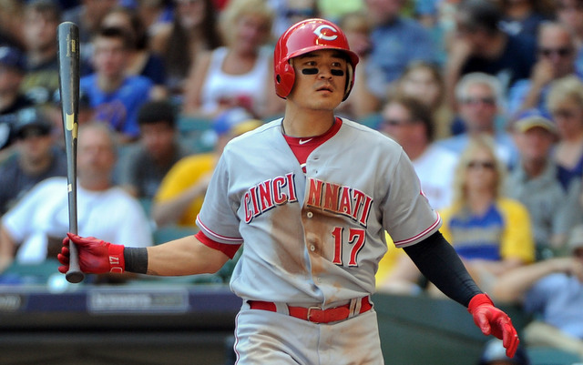 The Rangers and a mystery team are in the hunt for Shin-Soo Choo.