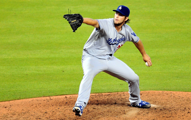 Once again, Clayton Kershaw is your NL Cy Young winner.