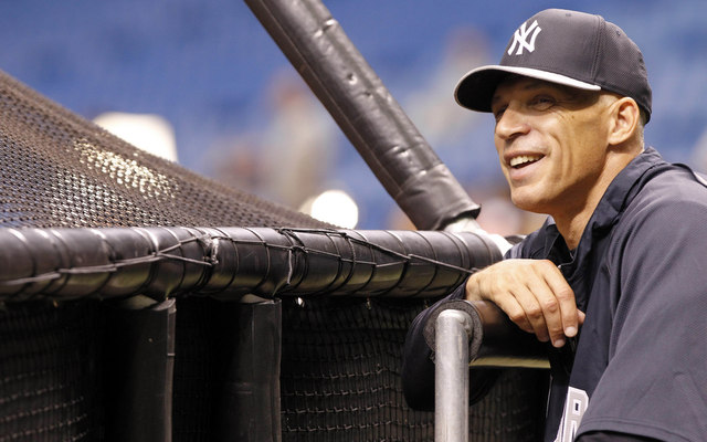 Joe Girardi will be back with the Yankees through 2017.