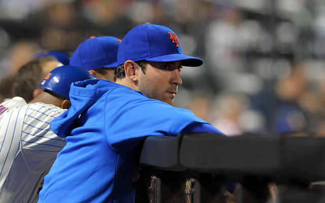 Reconstructive elbow surgery will sideline Matt Harvey until 2015.