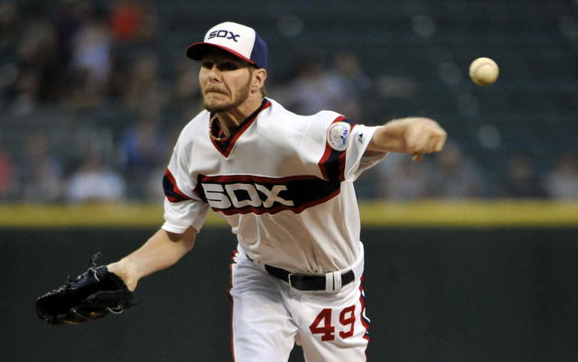 Chris Sale isn't untouchable, but it doesn't sound like he's readily available, either