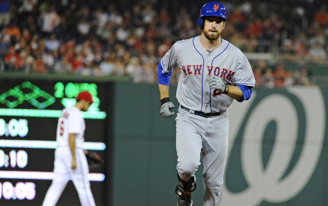 Ike Davis may be done for the season after suffering an oblique injury.