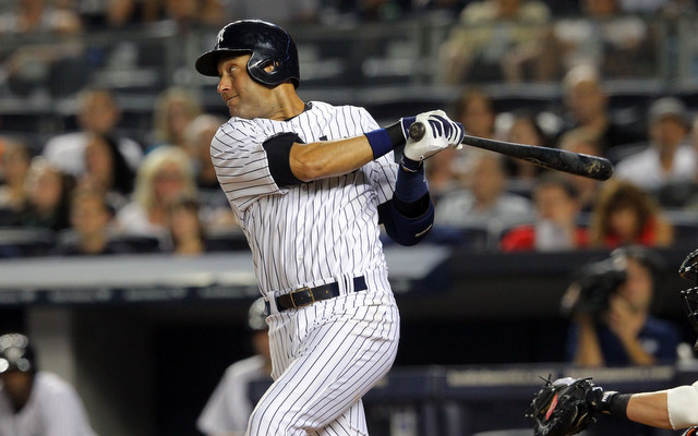 Continued ankle problems have ended Derek Jeter's season.