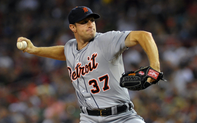 At this point, the AL Cy Young is Max Scherzer's to lose.
