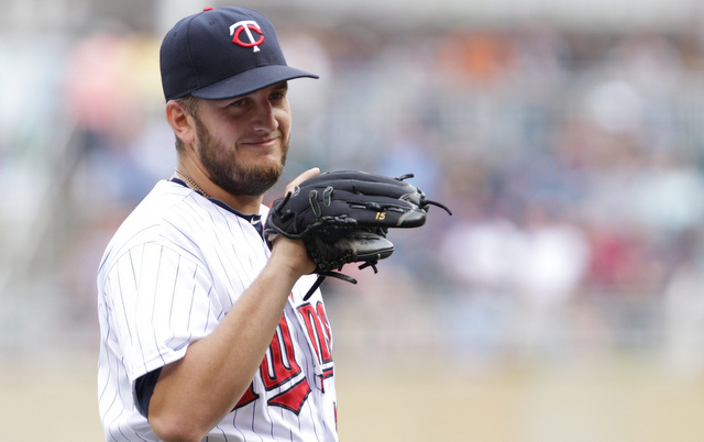 All-Star closer Glen Perkins has a new four-year deal.