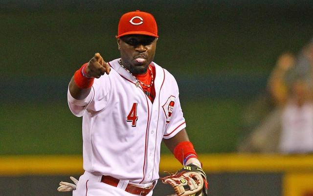 The Reds are looking to move Brandon Phillips, but the Yankees didn't want him.