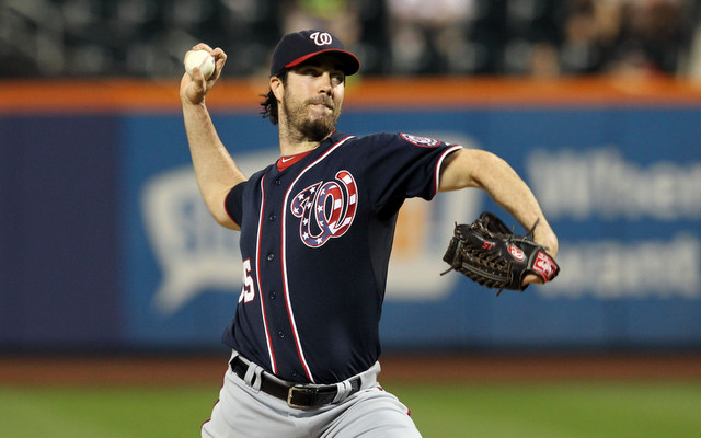 Two NL West rivals have interest in Dan Haren.