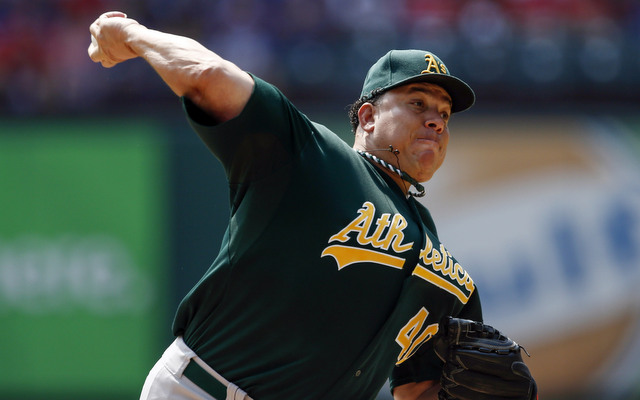 Bartolo Colon: Game 1 starter ... in 2013.