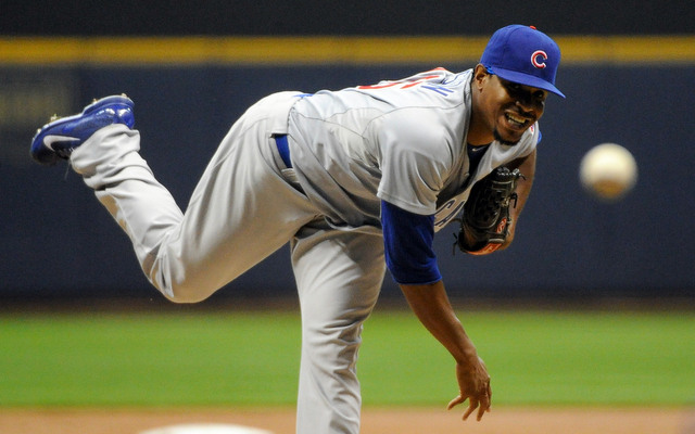 There are still three years left on Edwin Jackson's contract.