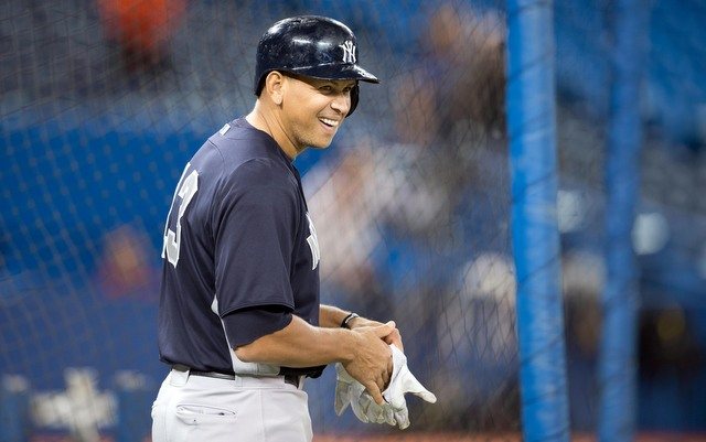 Alex Rodriguez's lawyer almost fought another lawyer recently.