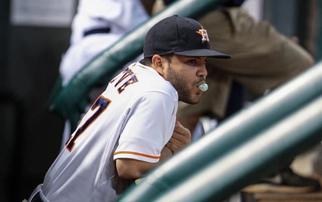 The Astros have a new way to keep tabs on players like Jose Altuve over the winter.