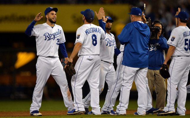 The Royals have avoided a tenth straight losing season.