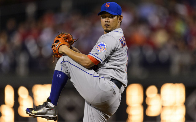 The Mets are bringing Daisuke Matsuzaka back for pitching depth.