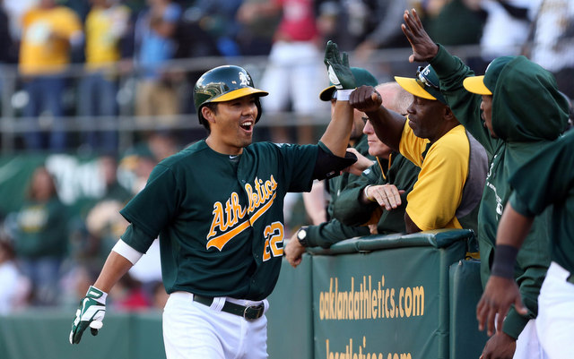 The Athletics have clinched their second consecutive AL West crown.