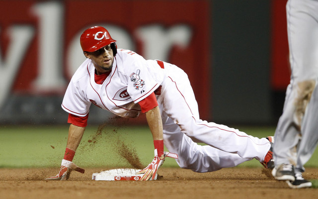 Billy Hamilton might not be ready to be the answer in 2014.