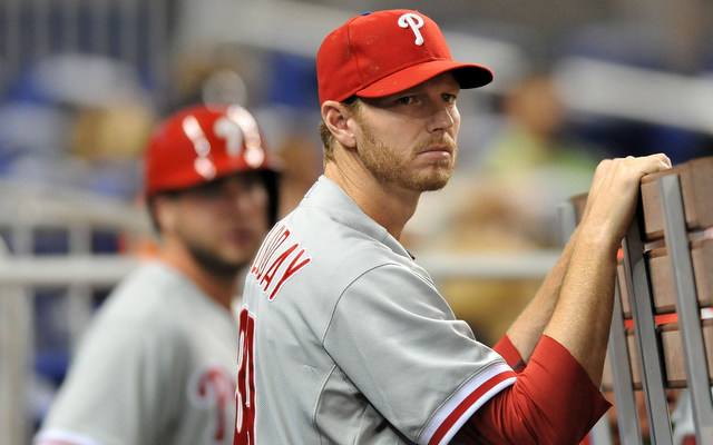 Roy Halladay is retiring from baseball.