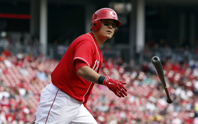 Shin-Soo Choo's ability to draw walks and get on-base will land him a big free agent contract.