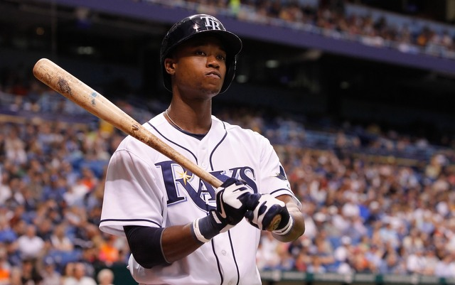 A knee injury will keep Tim Beckham sidelined for most of next season.